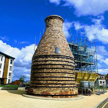 Portobello Pottery Bottle Kilns