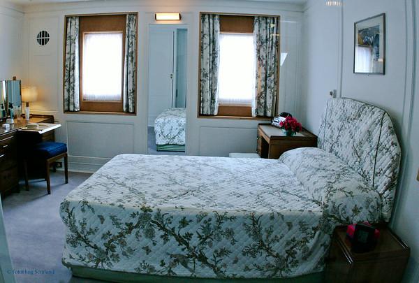 Charles & Di Bedroom