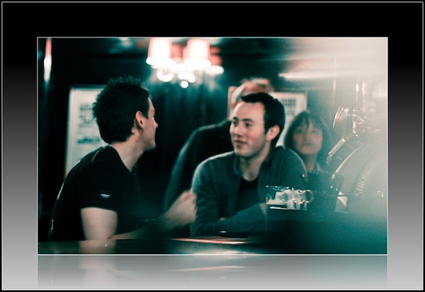 Pub Conversation