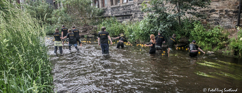 Stockbridge Duck Race