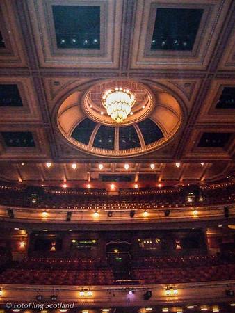 Festival Theatre, Edinburgh