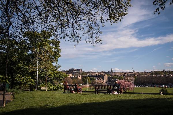 The Royal Botanic Garden, Edinburgh