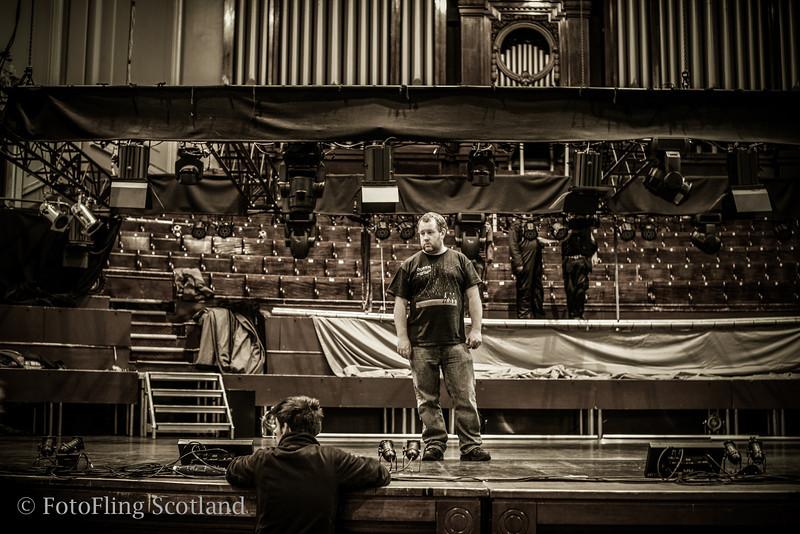 "Set Up - ""Going Global"" at Usher Hall, Edinburgh"