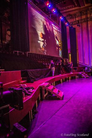 """Going Global' Backstage"