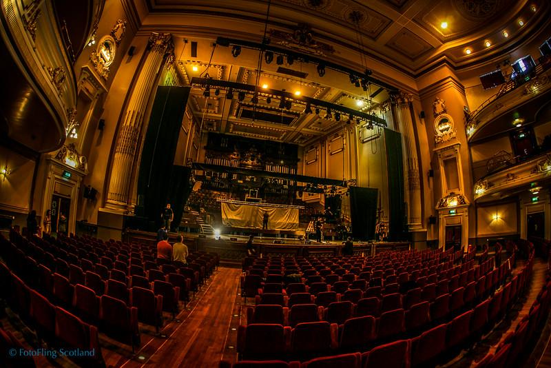 Usher Hall, Edinburgh