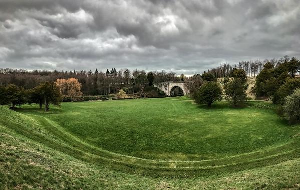 Dalkeith Country Park & Montague Bridge