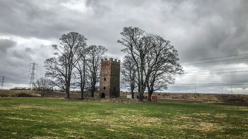 Old Newton Kirk Tower, Dalkeith