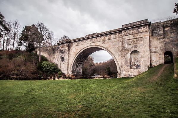 Montague Bridge, Dalkeith Palace