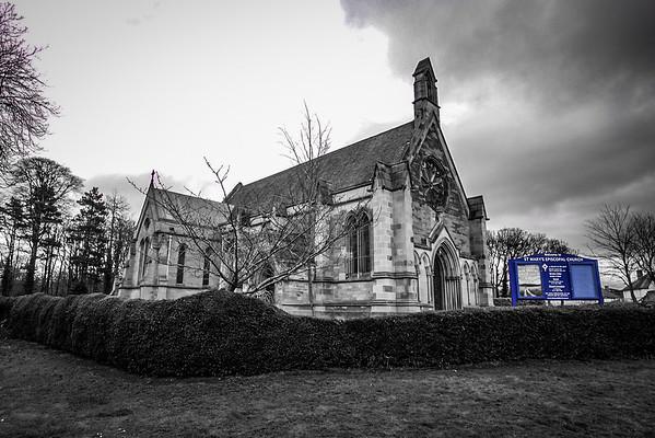 St Mary's Episcopal Church, Dalkeith