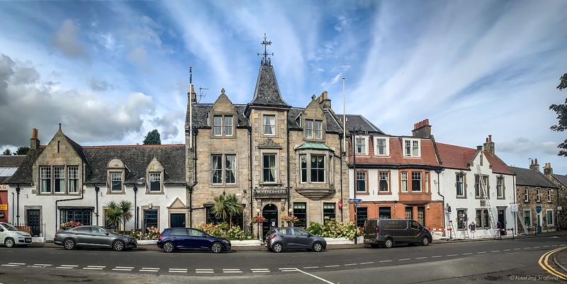 The Woodside Hotel, Aberdour