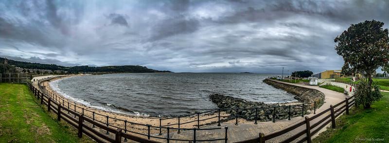 Burntisland Beach, Fife