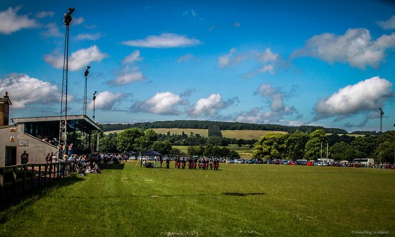 Cupar Games Field