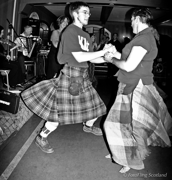 Ceilidh in Fife