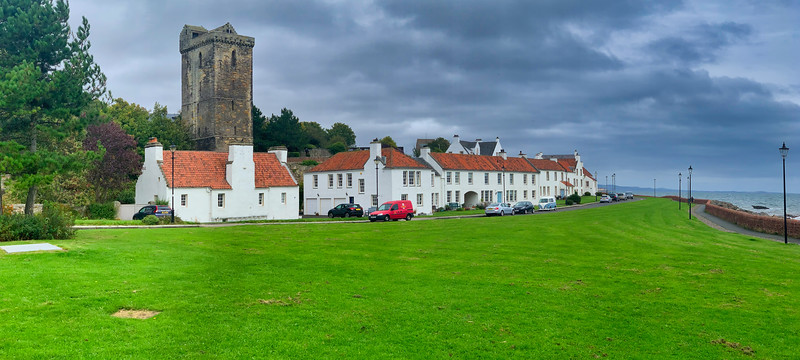 Dysart, Fife  (St Serf's Tower and Pan Ha')