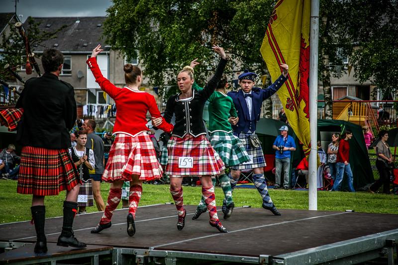 Ceres Highland Games