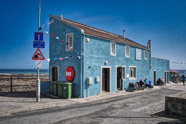 East Pier Smokehouse, St Monans