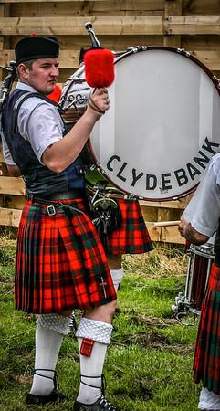 Clydebank Pipeband