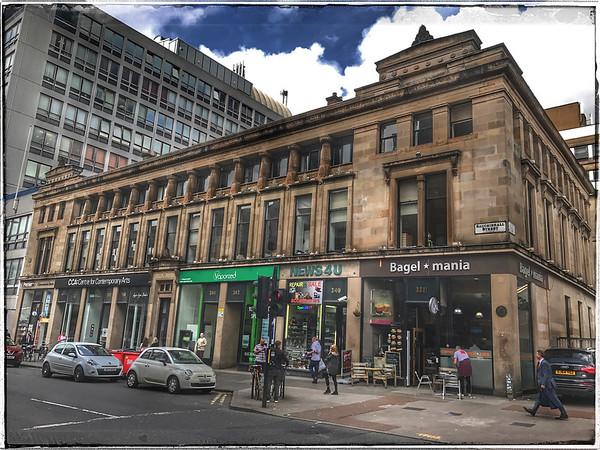Grecian Chambers, 336-356 Sauchiehall Street, Glasgow