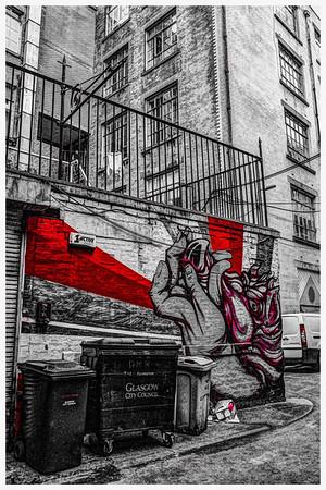 Street Art/Graffiti Glasgow