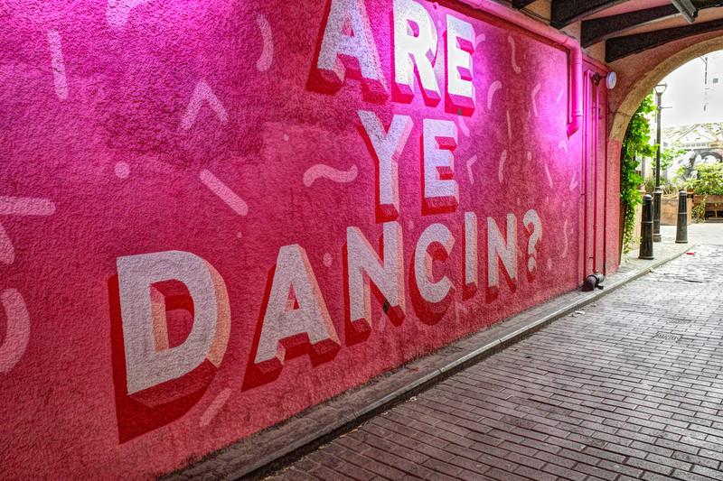 Are Ye Dancin ?