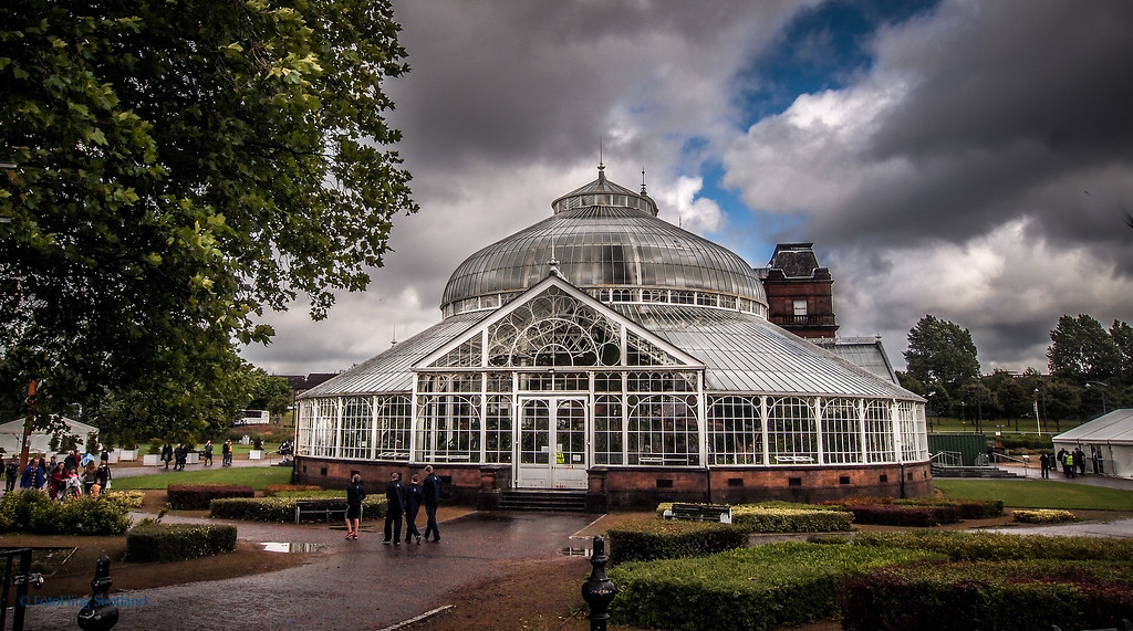 People's Palace and Winter Gardens, Glasgow Green, Glasgow