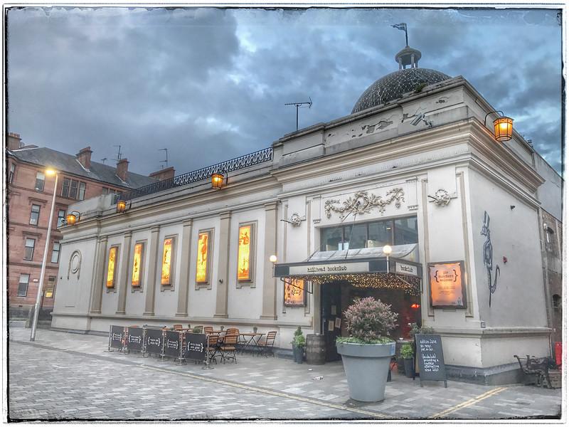 The Former Salon Cinema