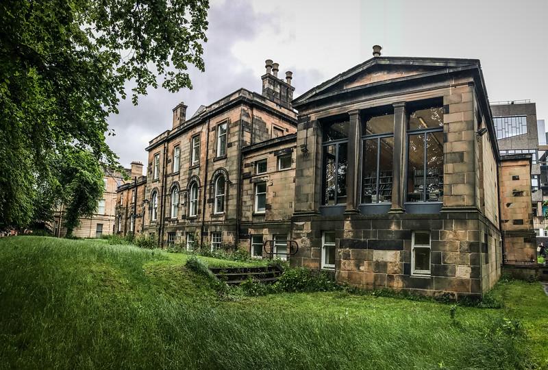Lilybank House, 40 Bute Gardens, Glasgow