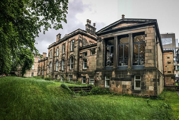 Lilybank House, 40 Bute Gardens, Glasgow