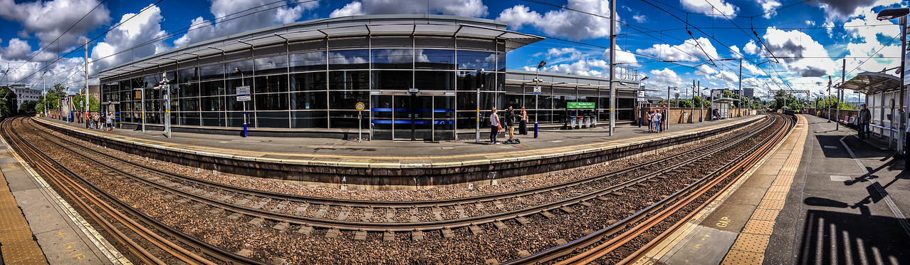 Partick Station, Glasgow