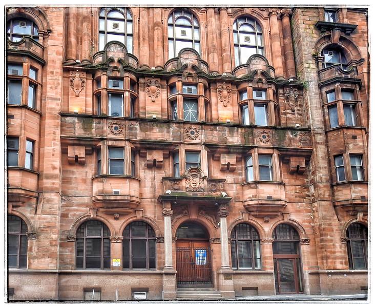 Old Oarish Halls (Glasgow )