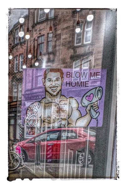 Blow Me Homie
