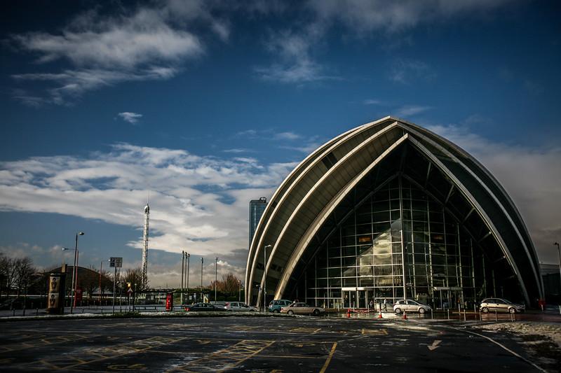 Modern Architecture in Scotland