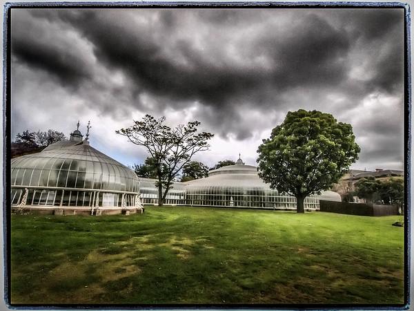 Kibble Palace - Botanic Gardens, Glasgow