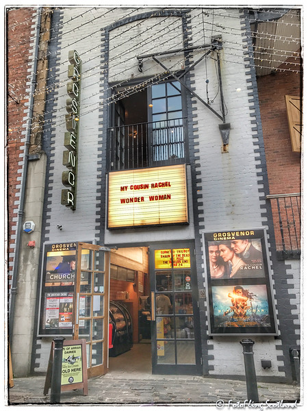 Grosvenor Cinema, Hillhead, Glasgow