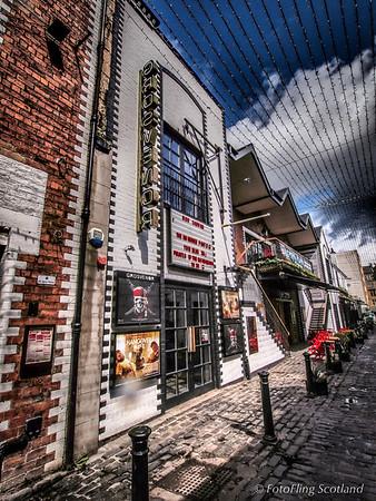 Gosvenor Cinema, Hillhead, Glasgow