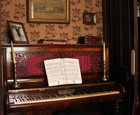 Inside The Tenement House, Glasgow