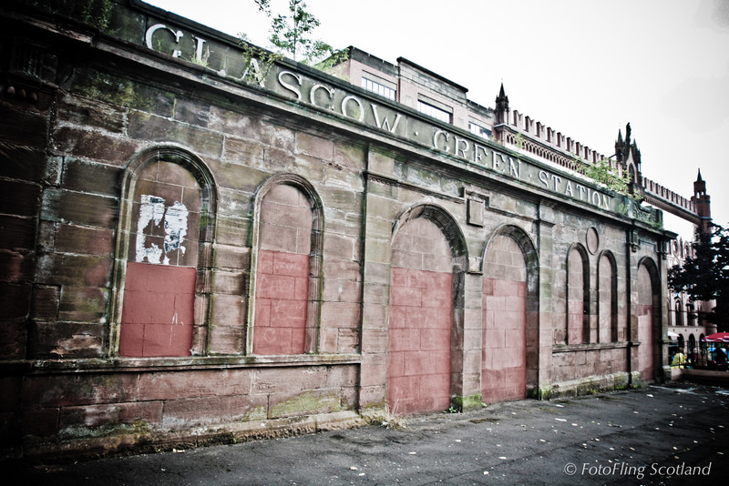 Glasgow Green Station