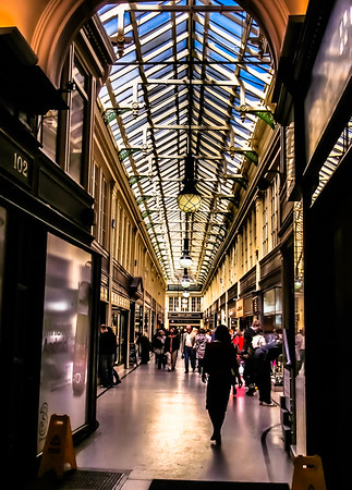 Argyll Arcade, Glasgow