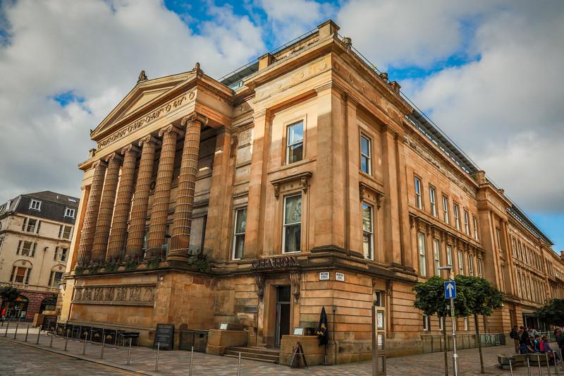 Former Sheriff Court House, Glasgow