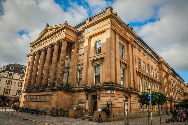 Former Sheriff Court House, Glasgow