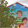 Maryhill Road Mural