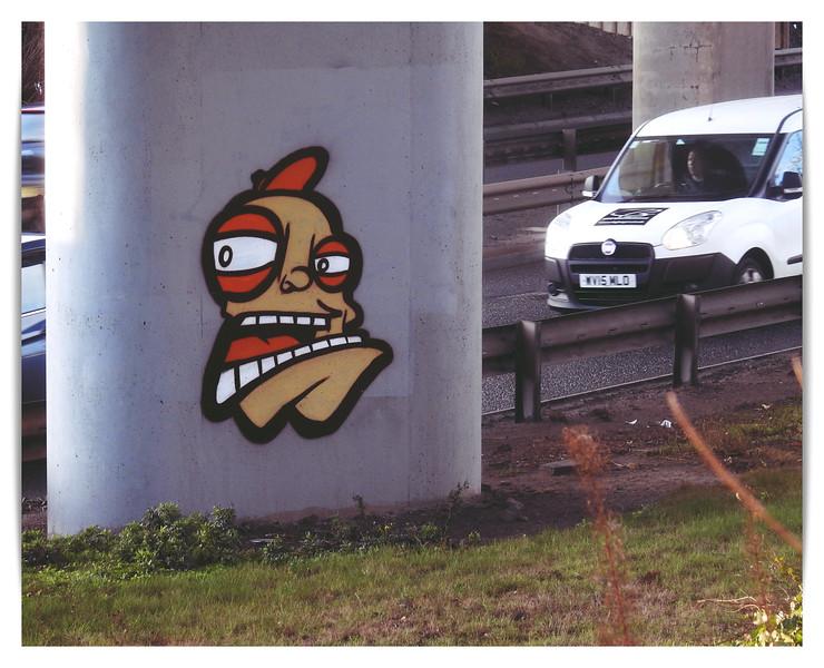 Street Graffiti - Glasgow