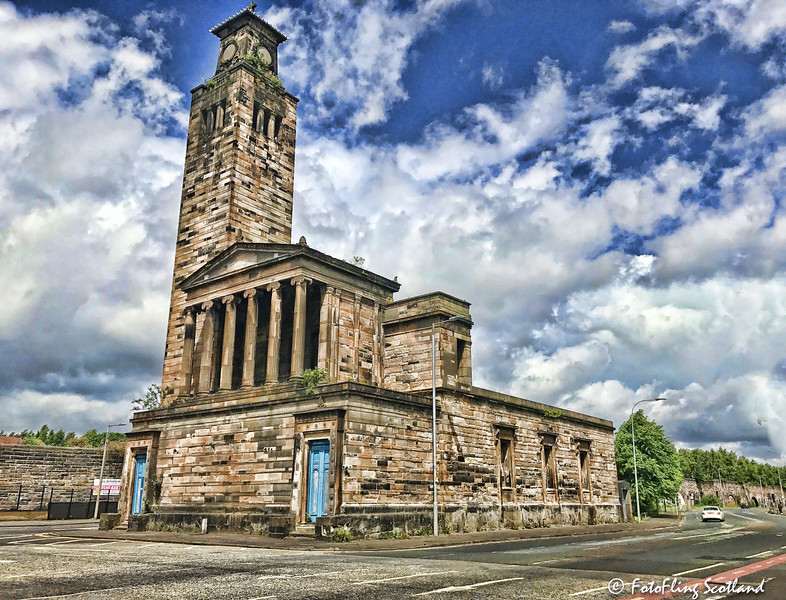 Caledonia Road United Presbyterian Church (Former)
