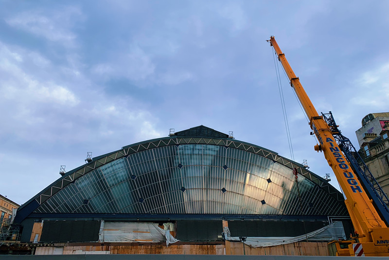 Queen Street Station Revealed
