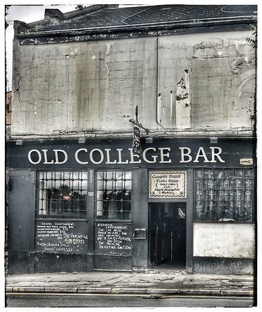Old College Bar, Glasgow