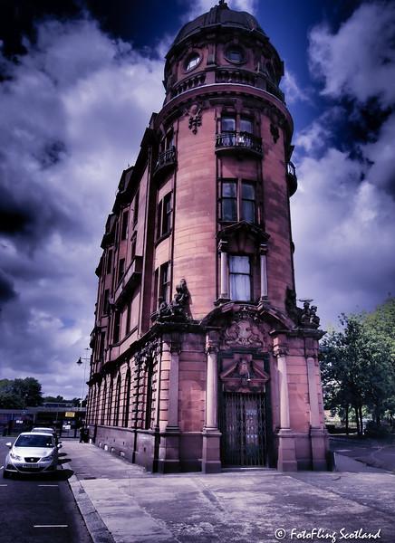 Former Glasgow Savings Bank