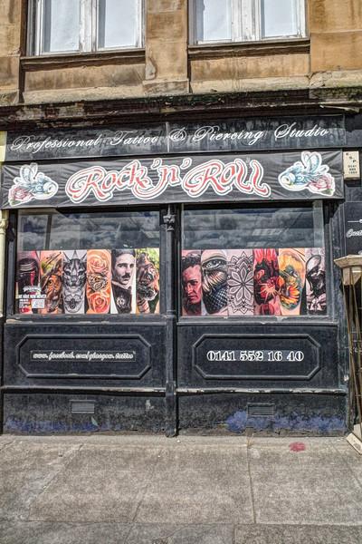 Rock & Roll - Tattoo & Piercing Studio
