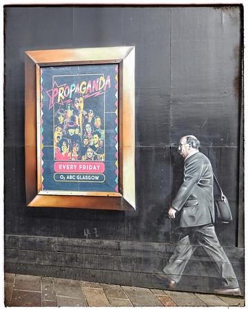 Glasgow Murals: The Gallery