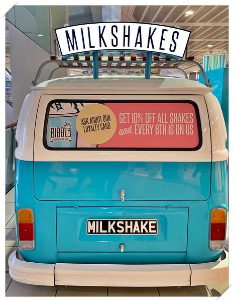 Milkshakes in Glasgow