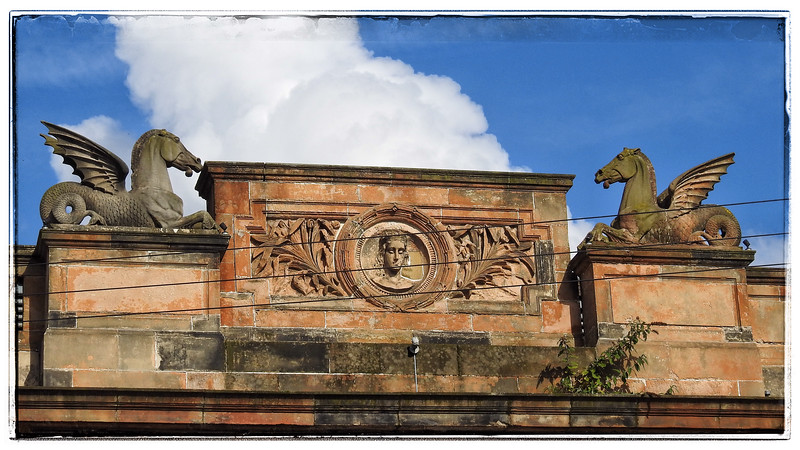 The Briggait - Architectural Detail